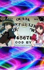 Kisshu: The Ouija Board Demon  by ShadowCutie