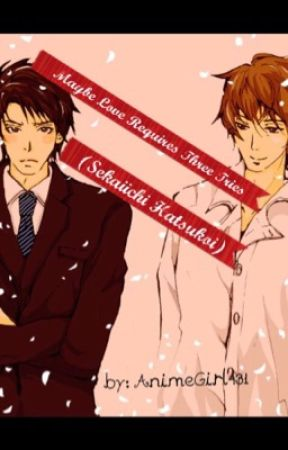Maybe Love Requires Three Tries (Sekaiichi Hatsukoi) by AnimeGirl431