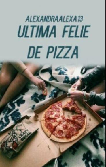 Ultima felie de pizza