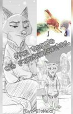 ZOOTOPIA: UNA TARDE DE PENSAMIENTOS by GioNeko