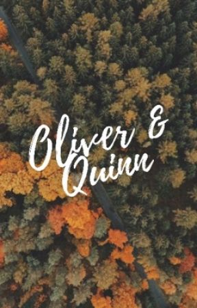 Oliver and Quinn  by crystalrose11