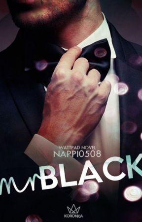 Mr Black by Nappi0508