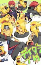 [Deidara x Reader] Days with a Terrorist [drabbles] by NatalieBlueBoy