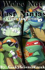 We're Not Just Ninjas - TMNT 2012 by GeekyScienceFreak