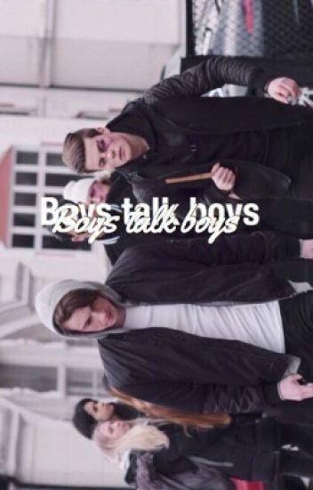 Boys talk boys || Jian