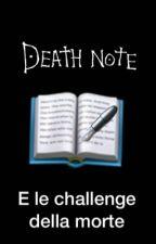 Le Challenge Della Morte by Master_Duel00