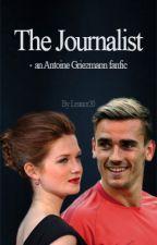 The Journalist ▫ Antoine Griezmann by Leanor20