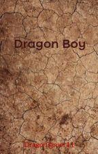 Dragon Boy by DragonTamer11