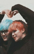 Writer // Yoonmin✓ by nomercynodie