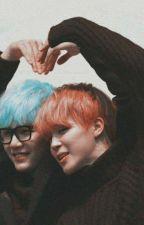 Writer // Yoonmin✓ by jeonjker