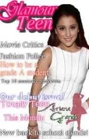 Glamour Teen Magazine-Issue 1-September 2013 by GlamourTeenMagazine