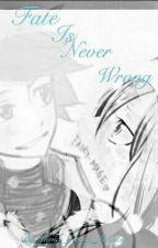 Fate Is Never Wrong  (Gruvia Fanfic) (#wattys2016) by XxGlitch-JuviaxX