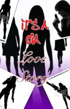 Its A CIA Love Story by Julia22514