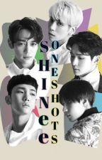 SHINee ONE SHOTS [Onew, Jonghyun, Key, Minho, Taemin] by ThayaHermosa