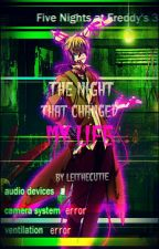 Noc, Která Změnila Můj Život (Springtrap x Reader) by LeiTheCutie