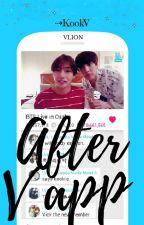 After V app ➸KookV by Min3094