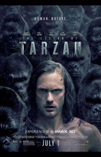Tarzan X Oc
