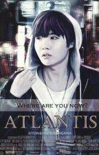 ATLANTİS 》 kth + jhs by stonepapershears