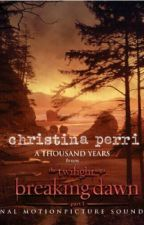 A Thousand Years: A Percy Jackson Fanfic by jz81802