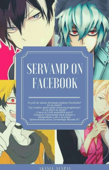Servamp on Facebook