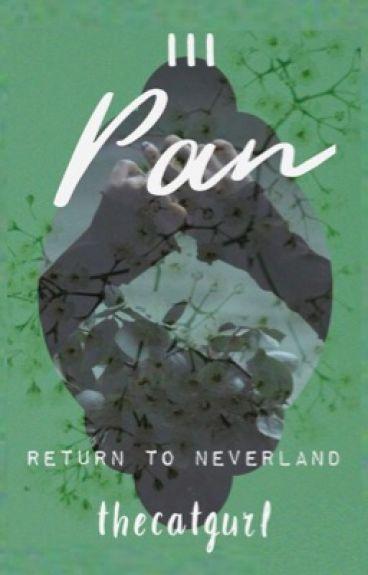 Pan: Return to Neverland (OUAT: Peter Pan X Reader)