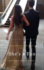 She's a Fan by joannaenriquezj