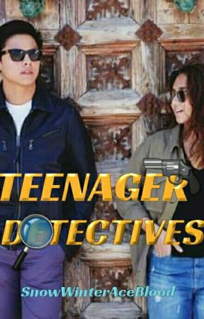 Teenagers Detectives by SnowWinterAceBlood