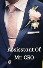 Assistant of Mr. CEO by badbish34