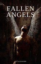 Fallen Angels by betashawn