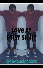 Love at first sight (Jovani Jara Fanfict) by JessicaStolnicu