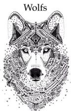 Wolfs  by _KDMEUCHOCOLATE_