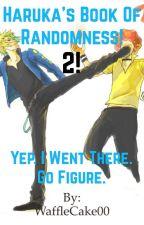 Haruka's Book Of Randomness!! 2!! by WaffleCake00