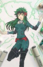 Boku No Hero Academia by UchihaDRyuta