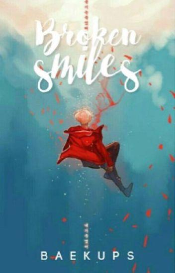 Broken Smiles (BTS Jungkook) Book 2