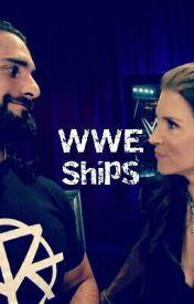 WWE Ships by xWWExFangirlx