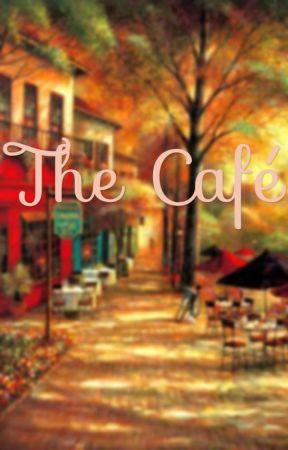 The Café  by 1MonochromeMadness1