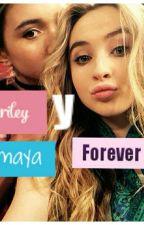 maya y riley forever by SoyBrethanyJames