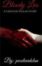 Bloody Lies//g.d by peculiardolan