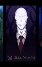 Creepypasta one-shots  by spookyspacegay
