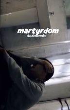 martyrdom ; jungkook by dodoxkookx