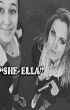 She - Ella by TinyLennon
