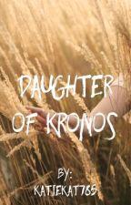 Daughter of Kronos by katiekat785