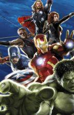 Everyone Helps: Avengers by thatgalsandi