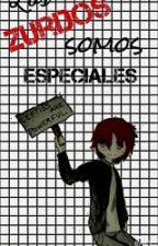 Los Zurdos Somos Especiales! by MatsuokaRyou
