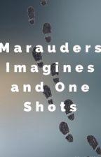 Marauders x Reader Imagines  by that_nerd_moose