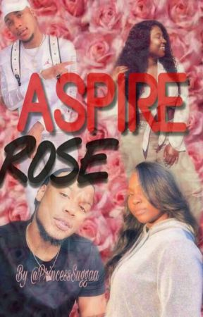 Aspire Rose  by PrincessSuggaa