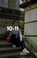 10-11 by hyunsomnia
