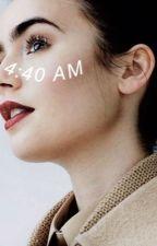 4:40 AM [hs] (S L O W   U P D A T E S)  by twdtrashfolks