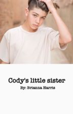 Cody's little sister// J.M.B by Officially_bree