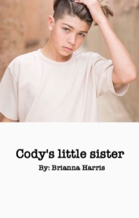 Cody's little sister// J.M.B by lukewishes